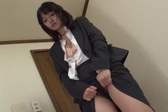 朝倉ことみ-強制ストリップ